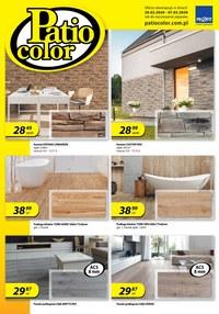 Gazetka promocyjna Patio Color - Promocje w sklepach Patio Color - ważna do 07-03-2020
