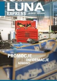 Gazetka promocyjna Luna - Promocje, informacje, nowości w Luna - ważna do 31-03-2020