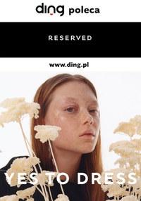 Gazetka promocyjna Reserved - Znajdź dla siebie inspiracje - Reserved  - ważna do 29-02-2020