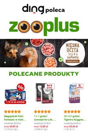 Uczta dla zwierzaków w Zooplus