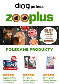 Gazetka promocyjna Zooplus.pl - Uczta dla zwierzaków w Zooplus - ważna do 15-03-2020