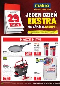 Gazetka promocyjna Makro Cash&Carry - Superoferty z Makro  - ważna do 02-03-2020