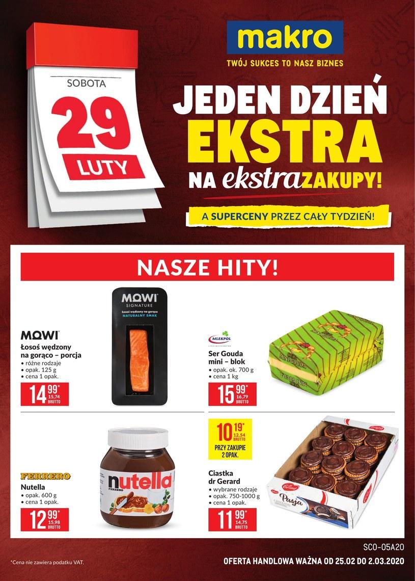 Makro Cash&Carry: 7 gazetki