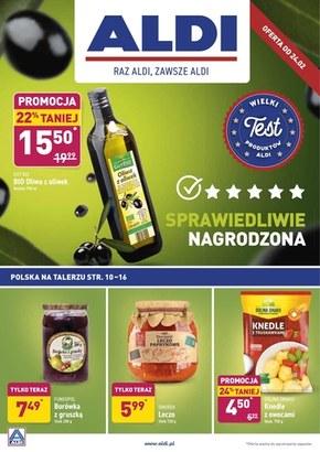 Pyszne produkty w Aldi