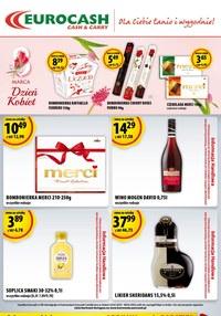 Gazetka promocyjna Eurocash Cash&Carry - Tanio i wygodnie w sklepach Eurocash! - ważna do 08-03-2020