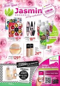 Gazetka promocyjna Jasmin Drogerie - Dzień Kobiet w Jasmin  - ważna do 08-03-2020