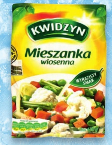 Mieszanka warzyw Kwidzyn