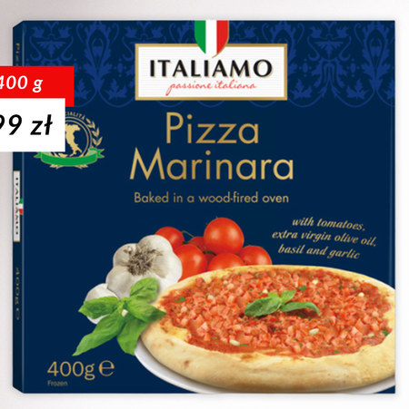 Pizza Italiamo