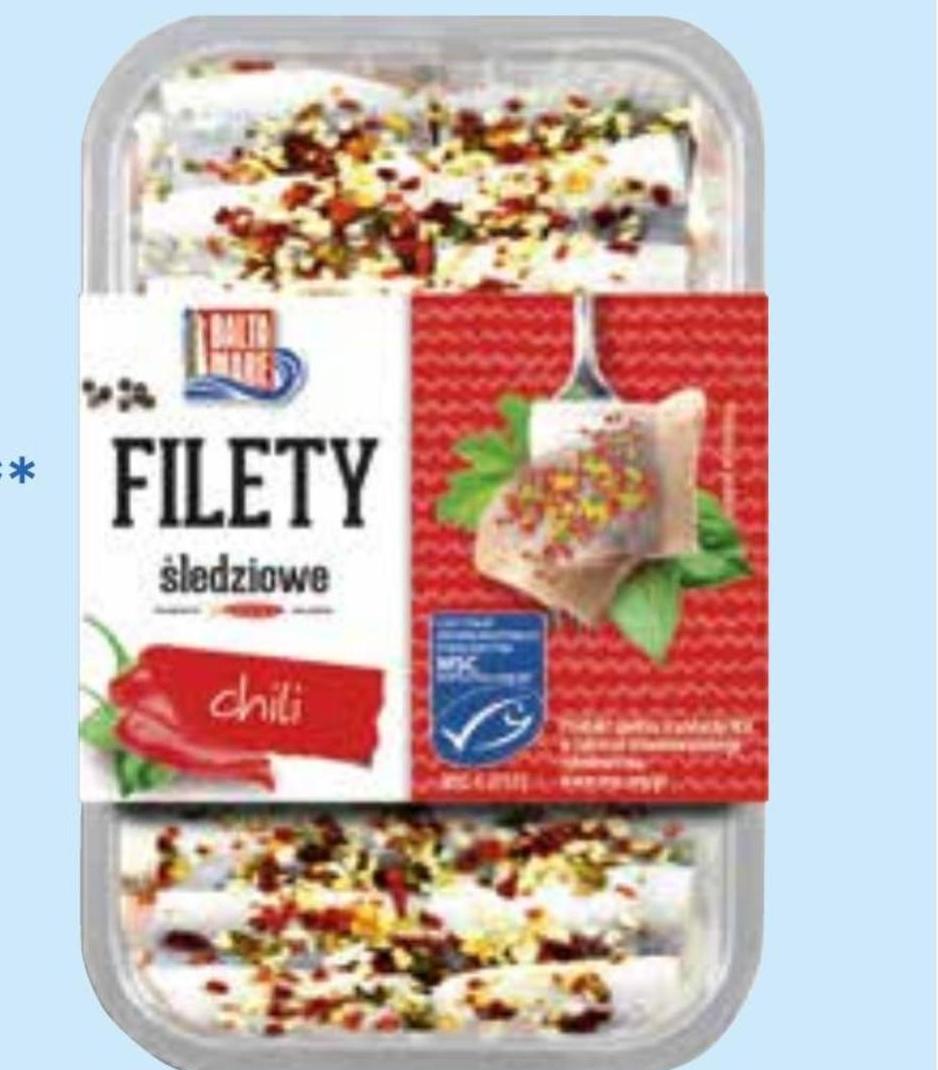 Filety śledziowe Balta Mare niska cena