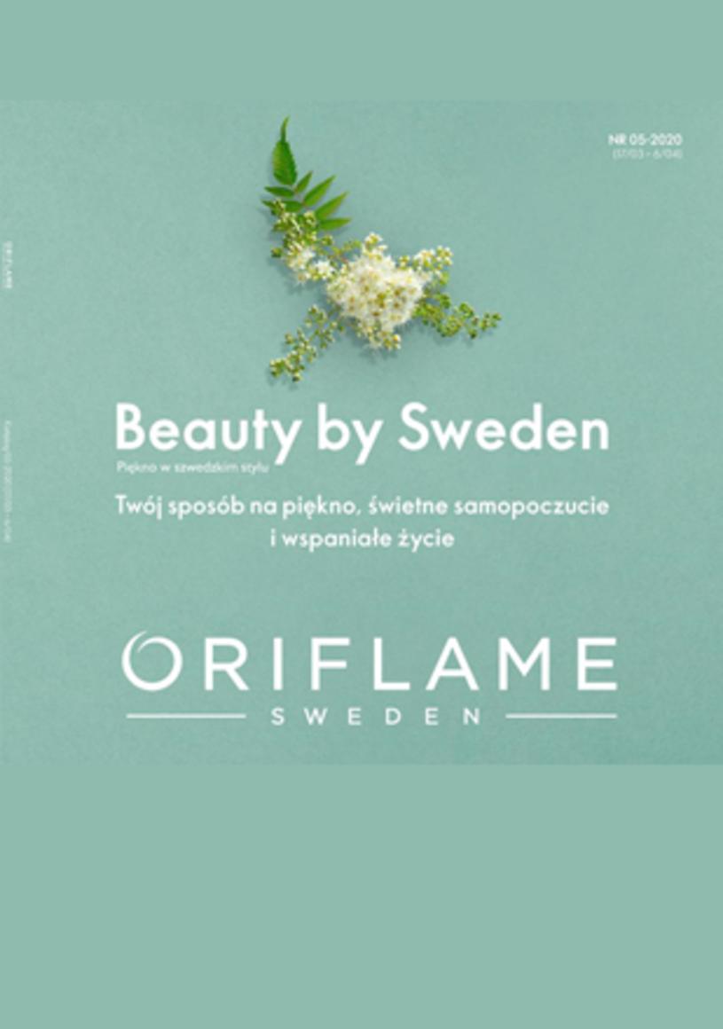 Gazetka promocyjna Oriflame - ważna od 17. 03. 2020 do 06. 04. 2020