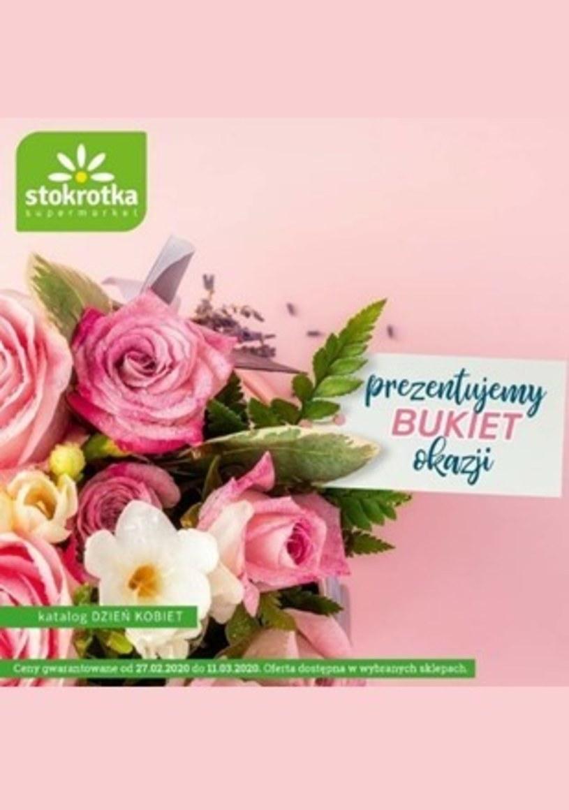Gazetka promocyjna Stokrotka Supermarket - ważna od 27. 02. 2020 do 11. 03. 2020