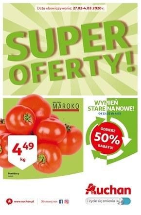 Super oferty w Auchan!