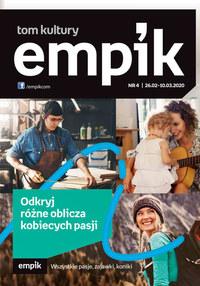 Gazetka promocyjna EMPiK - Tom kultury EMPiK - ważna do 10-03-2020