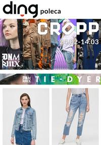Gazetka promocyjna Cropp Town - Denim w Cropp - ważna do 14-03-2020