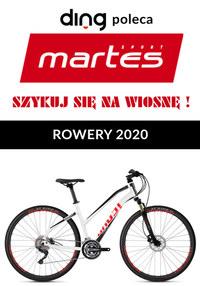 Gazetka promocyjna Martes Sport - Szykuj się na wiosnę z Martes Sport - ważna do 11-03-2020