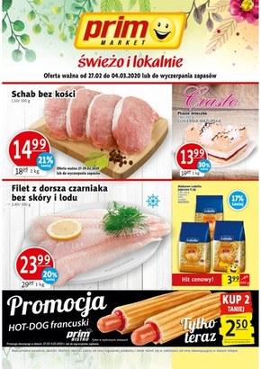 Najnowsza oferta promocyjna Prim Market!