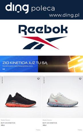 Wygodnie i sportowo w Reebok