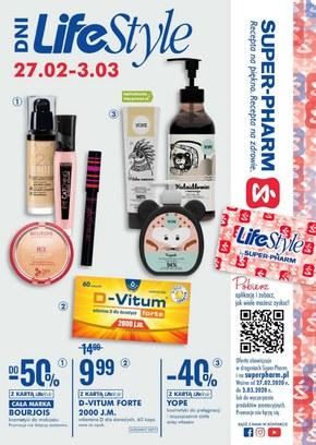 Life Style - promocje w Super - Pharm