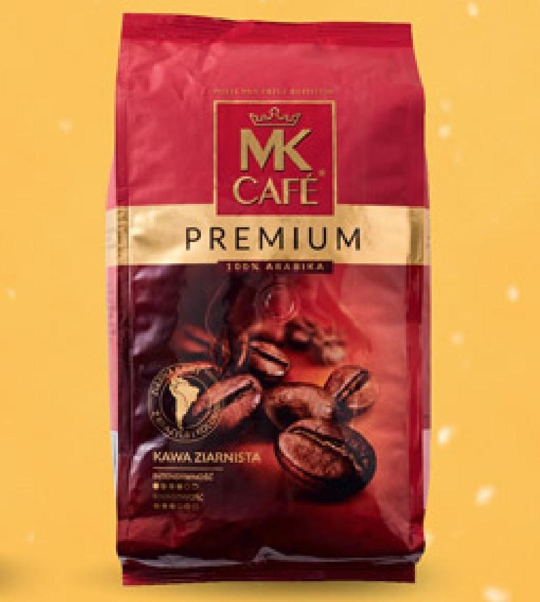 Kawa MK Cafe niska cena