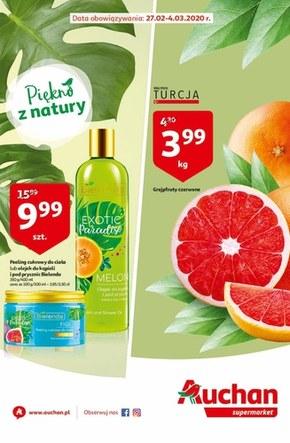 Super oferta w Auchan Supermarket