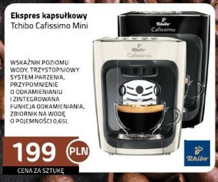 Ekspres do kawy Cafissimo Mini Tchibo