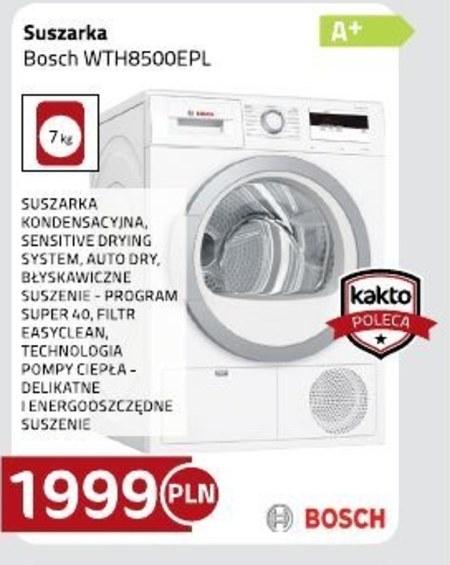 Suszarka WTH8500EPL Bosch