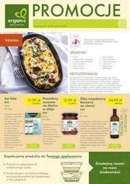 Promocje na marzec w Organic