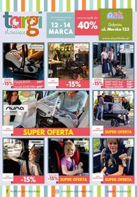 Gazetka promocyjna Akpol Baby - Targi dziecięce - Akpol Gdynia - ważna do 14-03-2020
