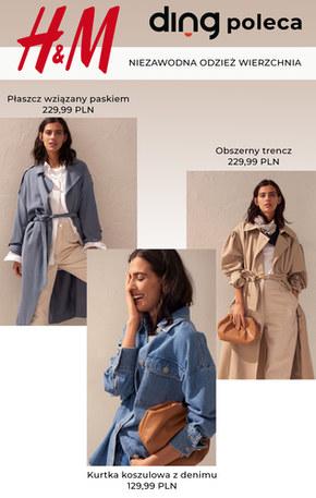 Jeszcze więcej mody w H&M