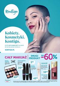 Gazetka promocyjna Kontigo - Kobiety. Kosmetyki. Kontigo. - ważna do 14-03-2020