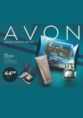 Oferta Netto od Avon