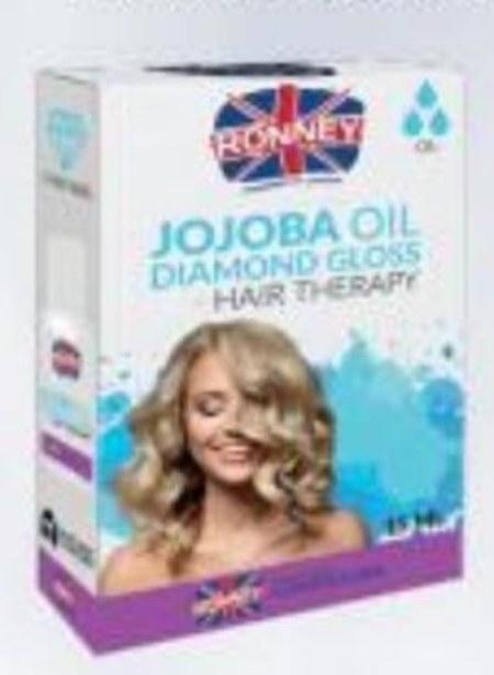 Olejek do włosów Ronney