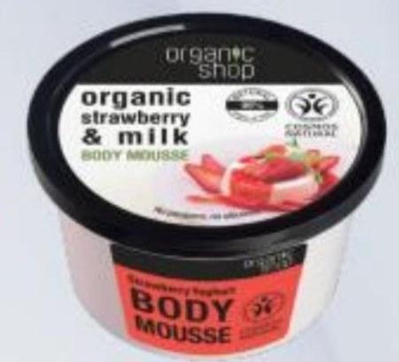 Balsam co ciała Organic Shop