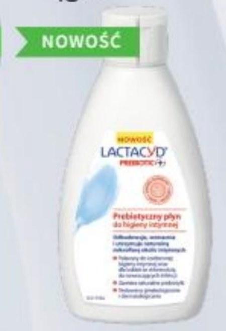 Płyn do higieny intymnej Lactacyd