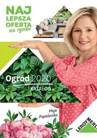 Gazetka promocyjna Leroy Merlin - Katalog Ogród 2020 - Leroy Merlin - ważna do 30-06-2020