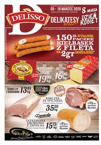 Gazetka promocyjna Delisso - Promocje w sklepie Delisso - ważna do 18-03-2020