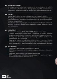 Gazetka promocyjna Zina - Katalog sportowy Zina