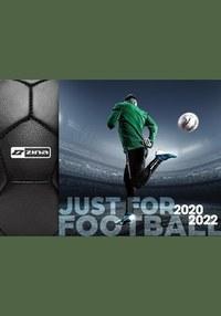 Gazetka promocyjna Zina - Katalog sportowy Zina - ważna do 09-03-2022