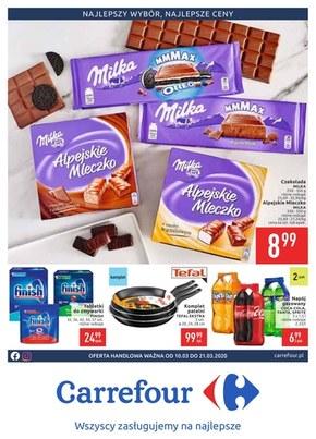 Oferta promocyjna Carrefoura!