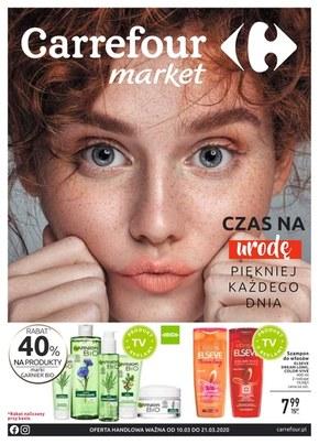 Czas na urodę z Carrefour Market