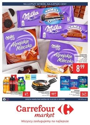 Promocje w Carrefour Market