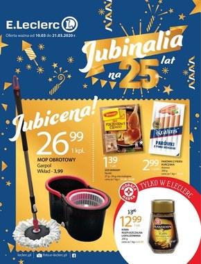Jubinalia 25 w E.Leclerc!