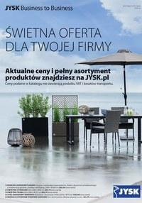 Gazetka promocyjna Jysk - Oferta dla Twojej firmy w Jysku - ważna do 30-06-2020