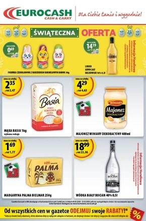 Świąteczna oferta w EuroCash