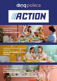 Gazetka promocyjna Action - Wielkanoc w Action - ważna do 22-03-2020