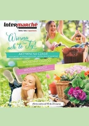 Katalog wiosenny w Intermarche