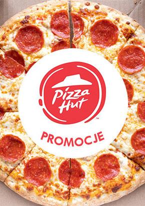 Pizza Hut - kupony promocyjne!