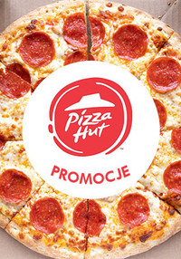 Gazetka promocyjna Pizza Hut - Pizza Hut - kupony promocyjne! - ważna do 31-03-2020