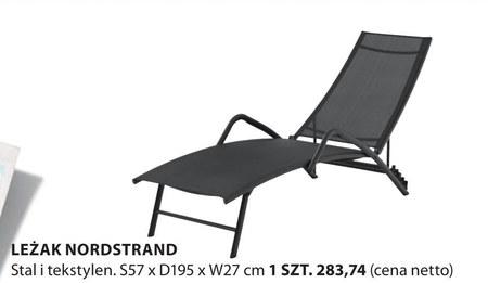 Leżak Nordstrand