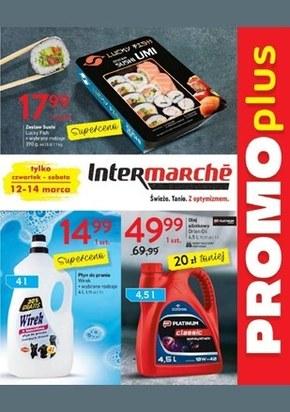 Promocje plus w Intermarche!